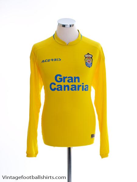 2017-18 Las Palmas Home Shirt *BNIB* L - 022415