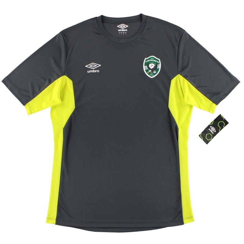 2017-18 Ludogorets Razgrad Umbro Training Shirt *w/tags* S - UMZL173112-003