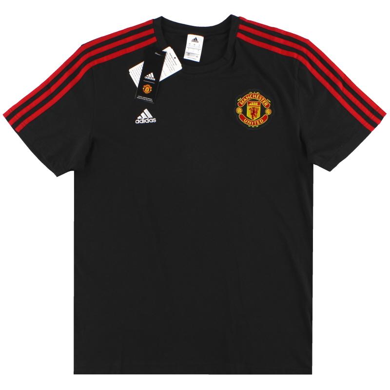 2017-18 Manchester United adidas 3-Stripes Tee *BNIB*  - BQ2223