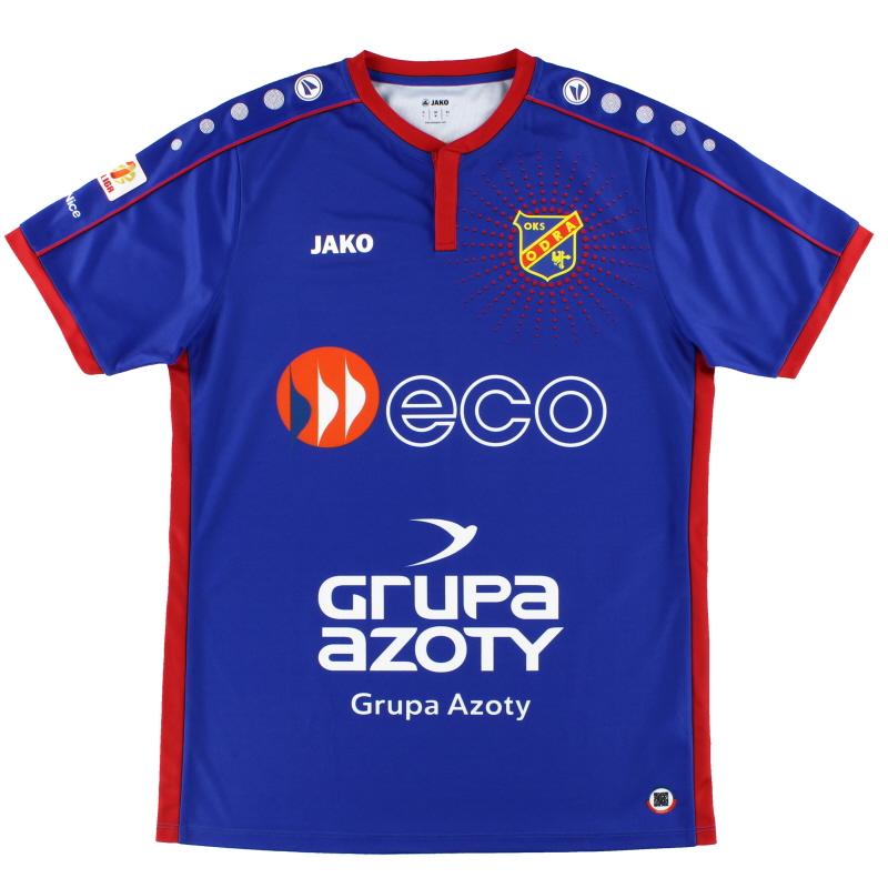 2017-18 Odra Opole Jako Home Shirt *As New* M
