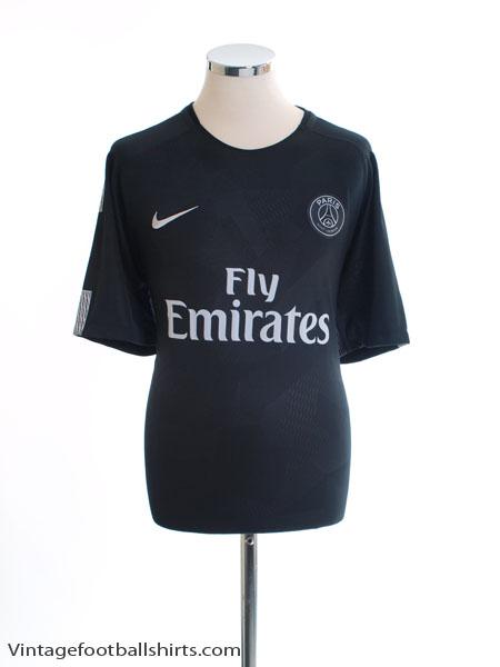 reputable site d7b1e 2311c 2017-18 PSG Third Shirt Neymar Jr #10 *As New* XL for sale