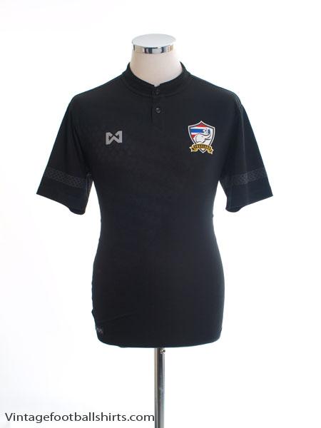 2017-18 Thailand Home Shirt *Mint* L