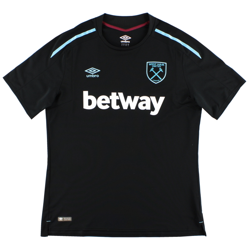 2017-18 West Ham Away Shirt *Mint* XL