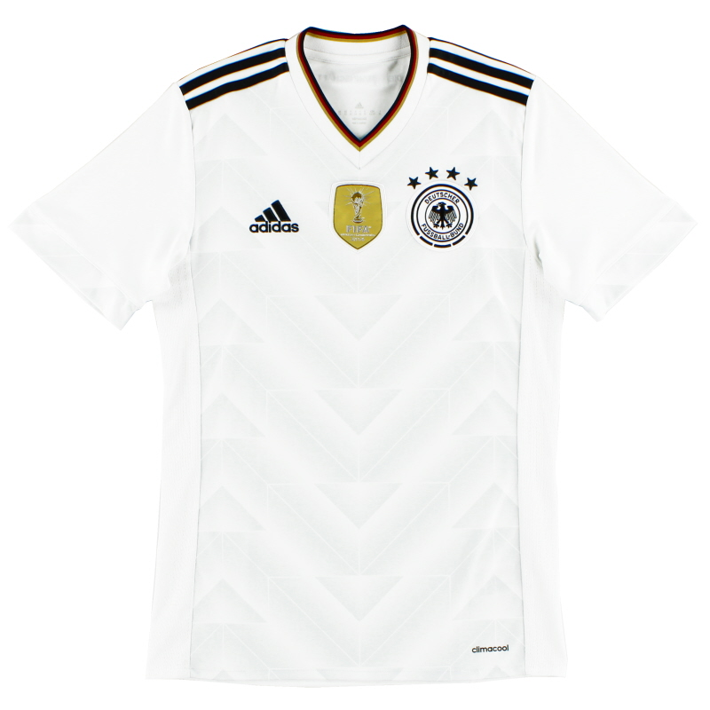 2017 Germany Confederations Cup Home Shirt XS - B47873