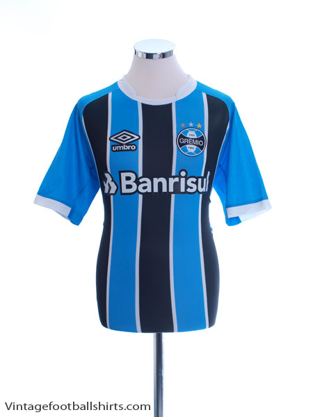 2017 Gremio Home Shirt *Mint* L