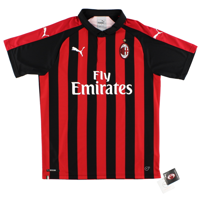 2018-19 AC Milan Home Shirt *BNIB* - 754419 06