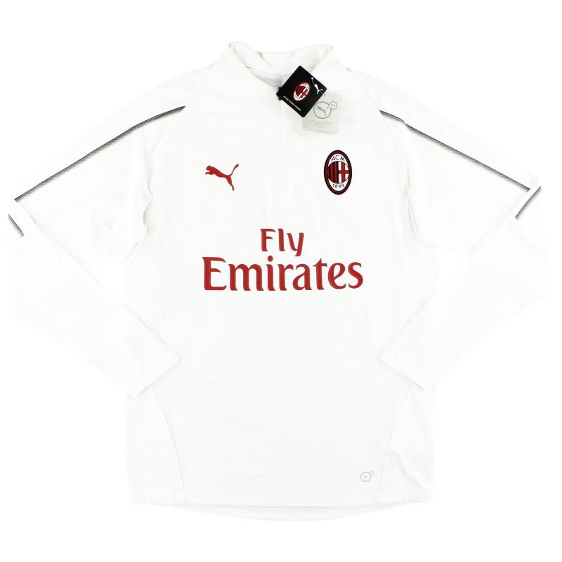 2018-19 AC Milan Puma 1/2 Zip Training Top *BNIB* - 754457-03