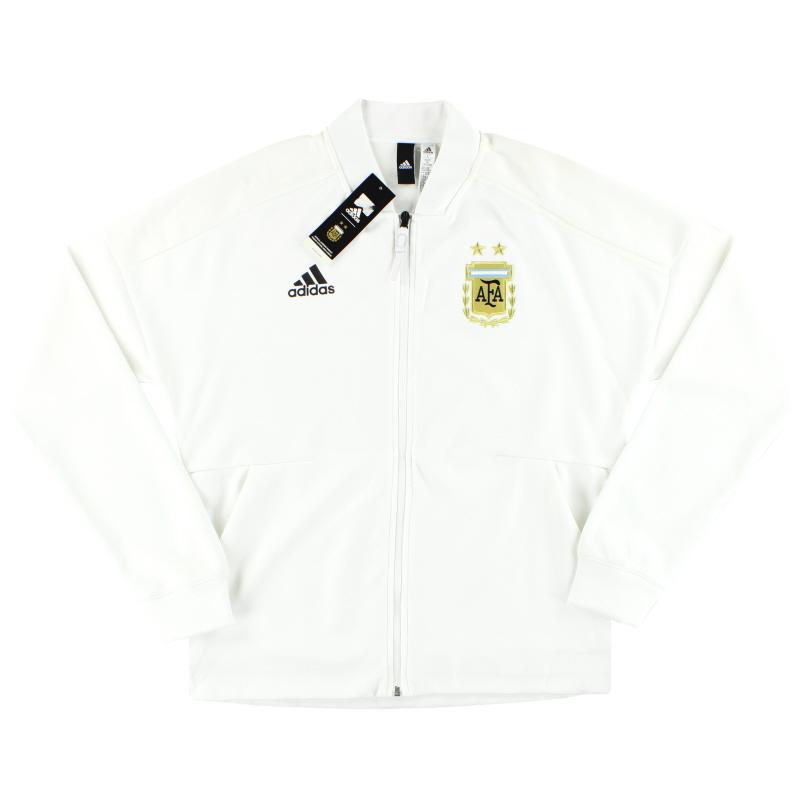 2018-19 Argentina adidas ZNE Knit Jacket *w/tags* - CE6667