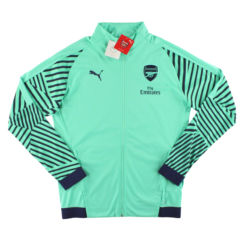 2018-19 Arsenal Puma Stadium Jacket *BNIB* - 759252-14