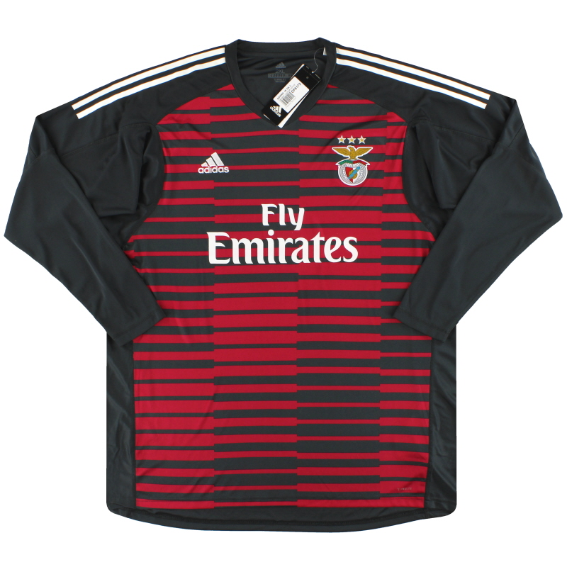 2018-19 Benfica adidas Goalkeeper Shirt *BNIB* XXL - CF6173