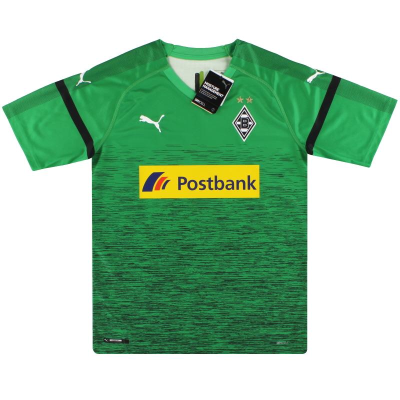 2018-19 Borussia Monchengladbach Puma Third Shirt *w/tags* S - 753458-03