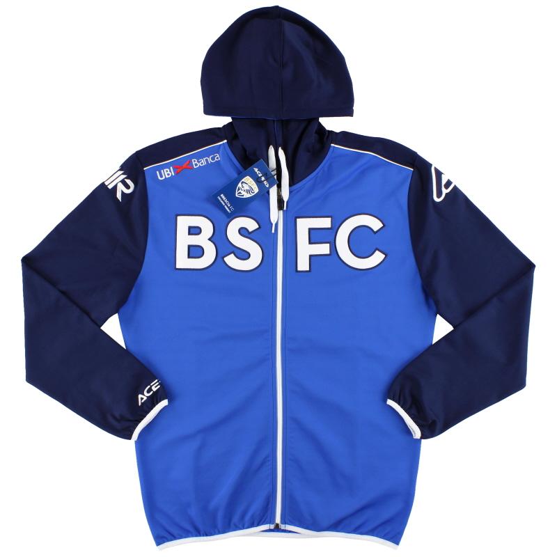 2018-19 Brescia Acerbis Full Zip Sweatshirt *BNIB* 3XS - 0022864