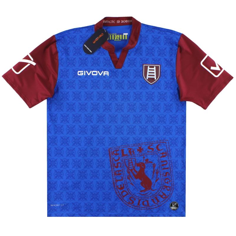 2020-21 Chievo Verona Givova Away Shirt *BNIB* L - 151608-0008