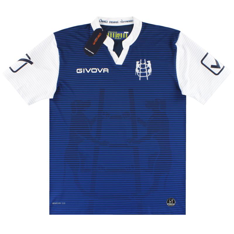 2020-21 Chievo Verona Givova Third Shirt *BNIB* L - 151608-0004