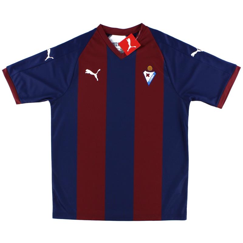 2018-19 Eibar Home Shirt *w/tags* L - 927275-01