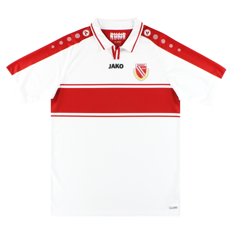 2018-19 Energie Cottbus Jako Home Shirt *As New* S - CO4218H