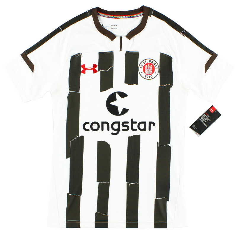 2018-19 FC St. Pauli Away Shirt *w/tags*  - SP331810