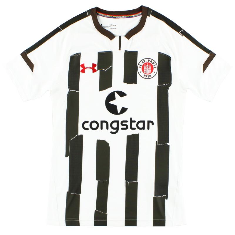 2018-19 FC St. Pauli Away Shirt *As New* M - SP331810