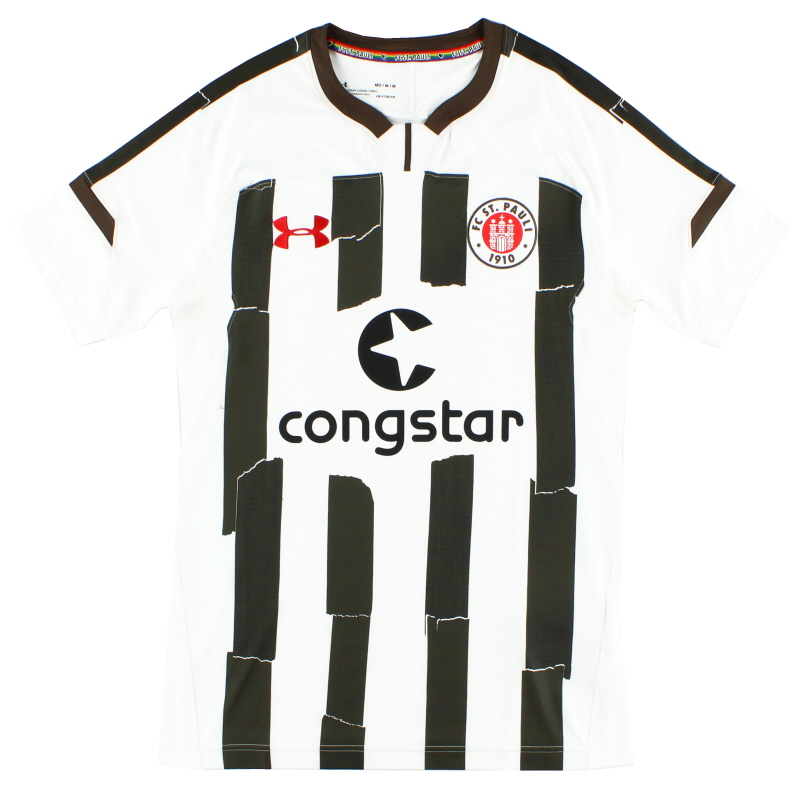 2018-19 FC St. Pauli Away Shirt *As New* L - SP331810