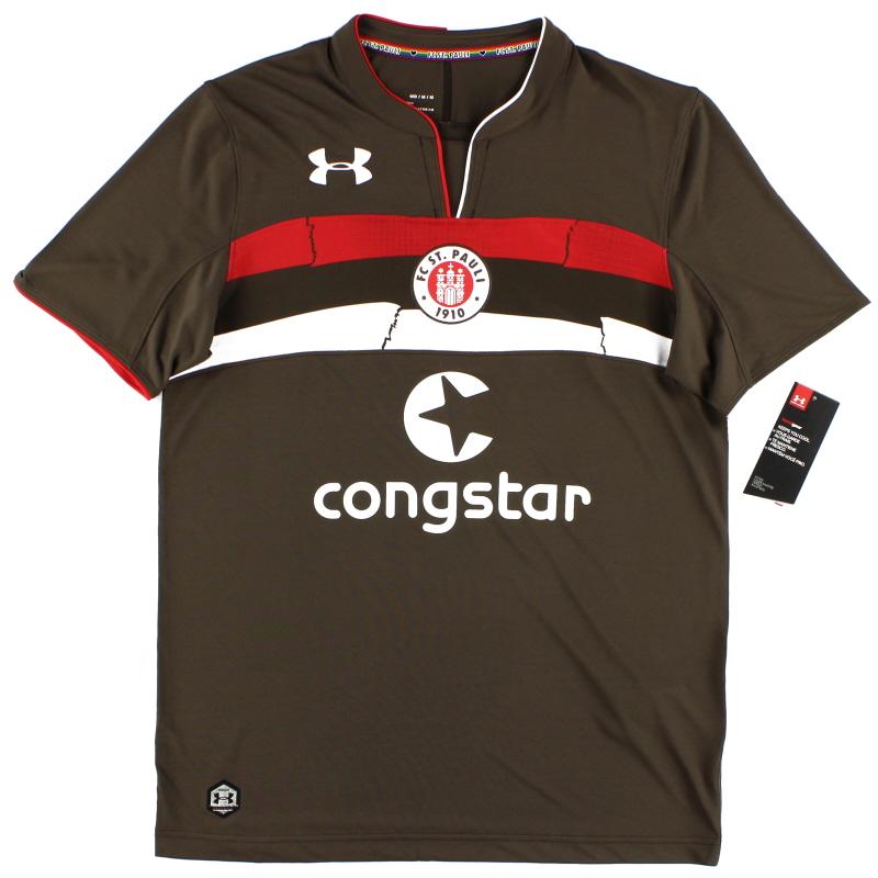 2018-19 FC St. Pauli Home Shirt *w/tags* - SP331800