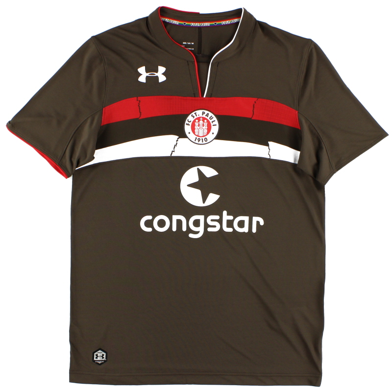 2018-19 FC St. Pauli Home Shirt *As New* - SP331800