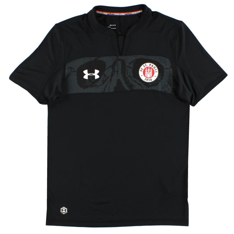 2018-19 FC St. Pauli Third Shirt *As New* M  - SP331820