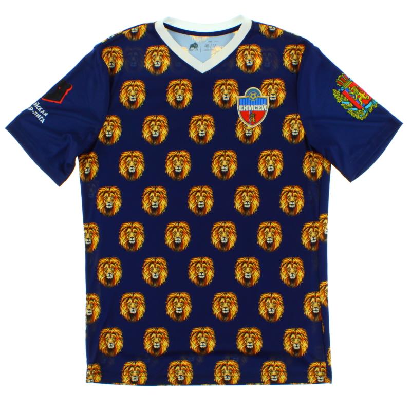 2018-19 FC Yenisey Krasnoyarsk Home Shirt *BNIB*