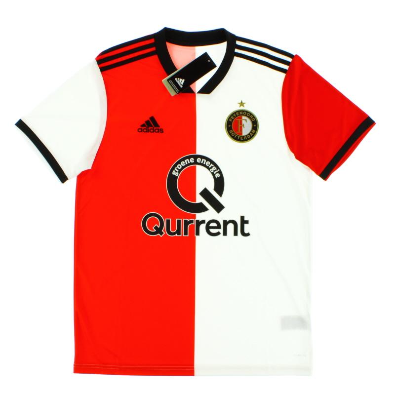 2018-19 Feyenoord Home Shirt *BNIB* - CD7856