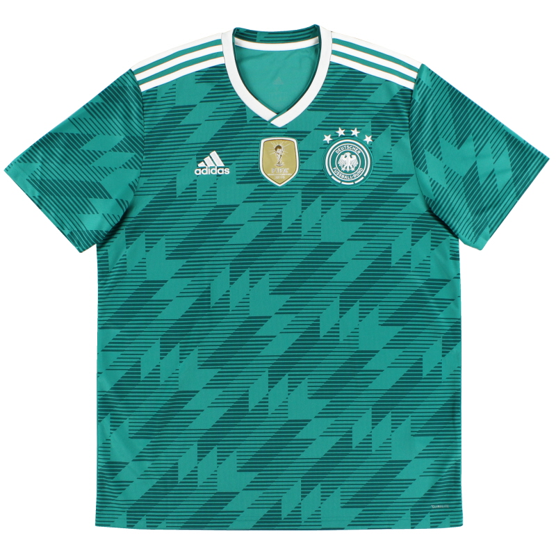 2018-19 Germany Away Shirt *Mint* L - BR3144