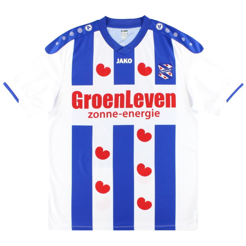 2018-19 Heerenveen Jako Home Shirt *As New* XXL - HE4218H