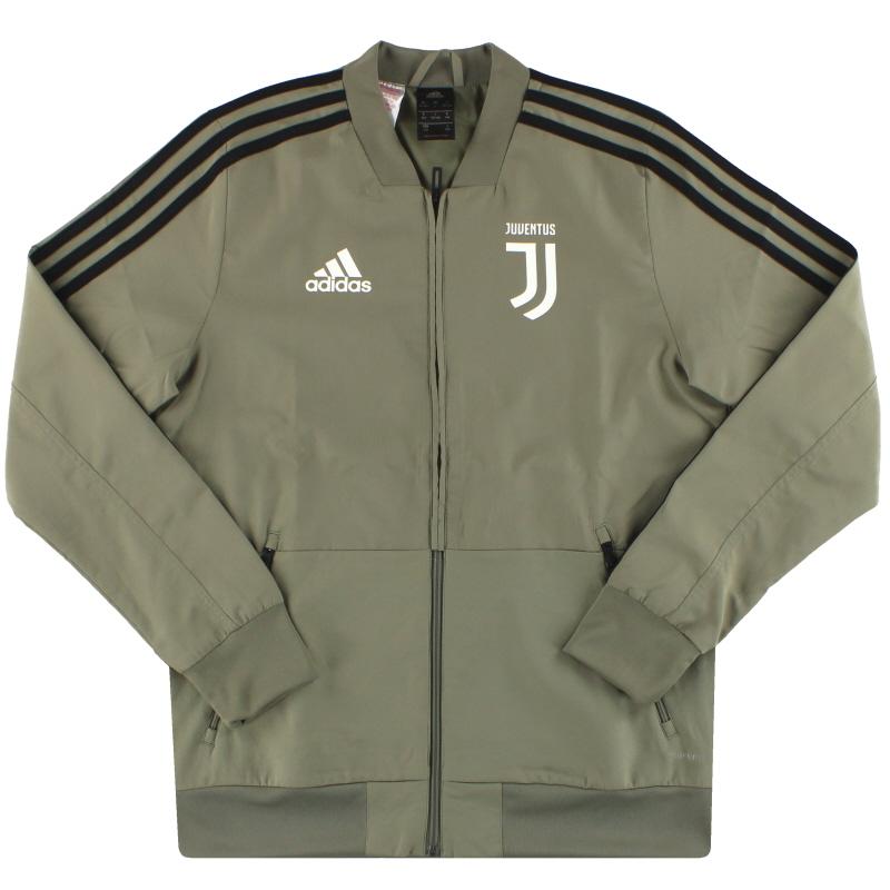 2018-19 Juventus adidas Presentation Jacket *Mint* XL.Boys - CW8735