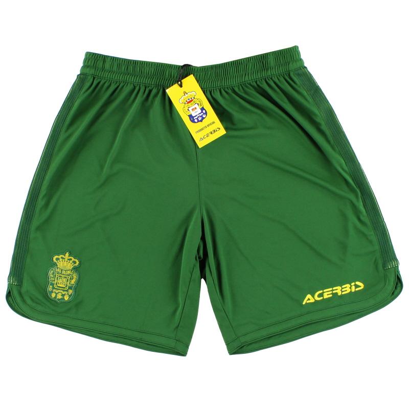 2018-19 Las Palmas Acerbis Away Shorts *BNIB*  - 0023136