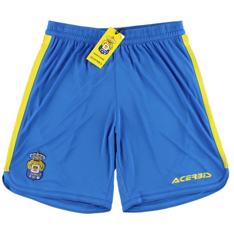 2018-19 Las Palmas Acerbis Home Shorts *BNIB*  - 0023136.042