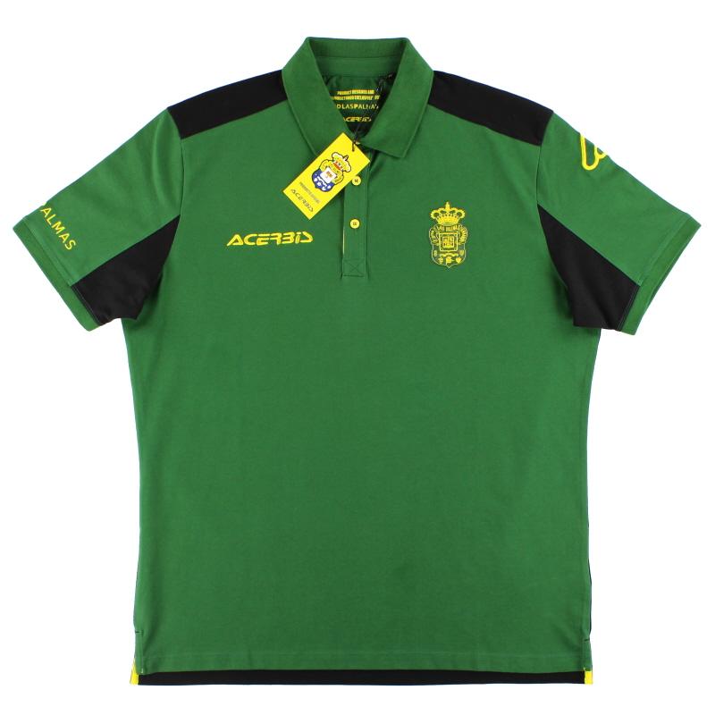 2018-19 Las Palmas Acerbis Polo Shirt *BNIB* XXS - 0023146