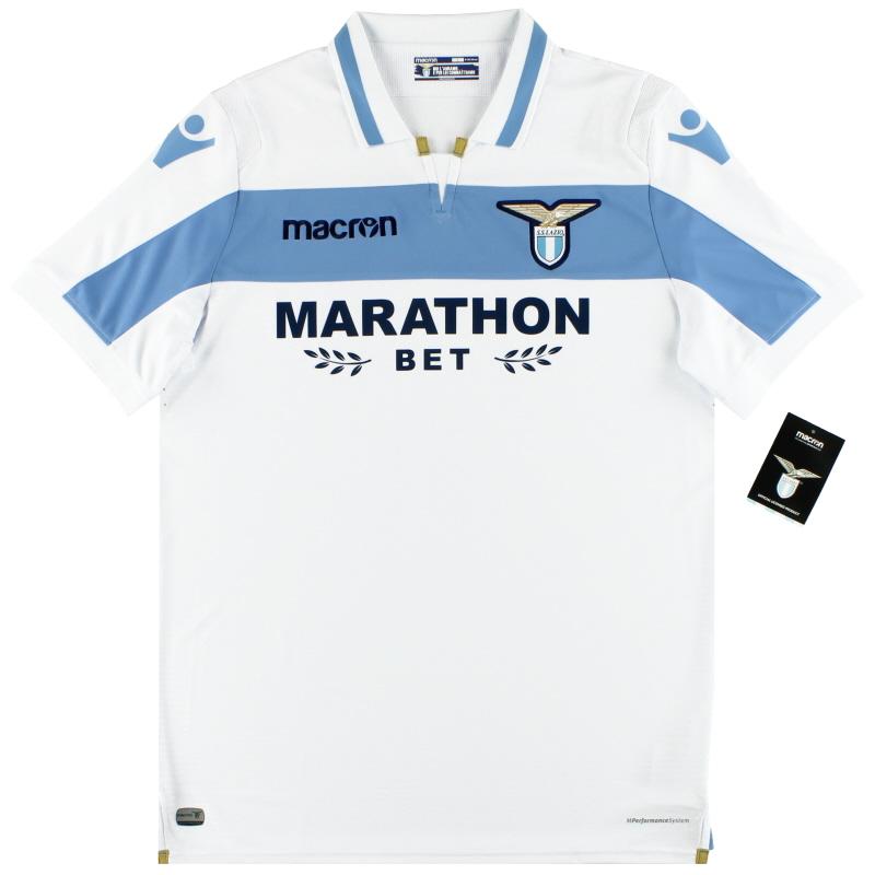 2018-19 Lazio Macron Away Shirt *w/tags* - 58023823