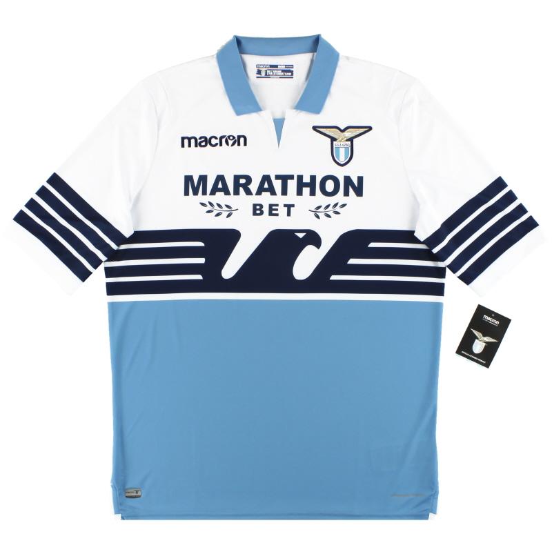 2018-19 Lazio Macron Home Shirt *w/tags* - 58023815