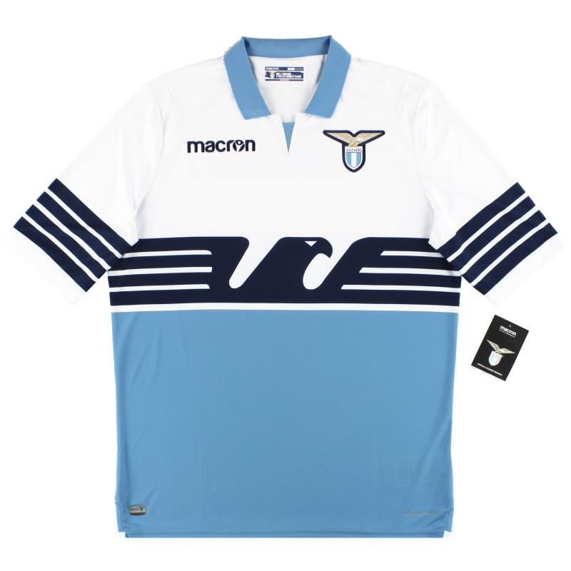 2018-19 Lazio Macron Home Shirt *BNIB* - 58023815