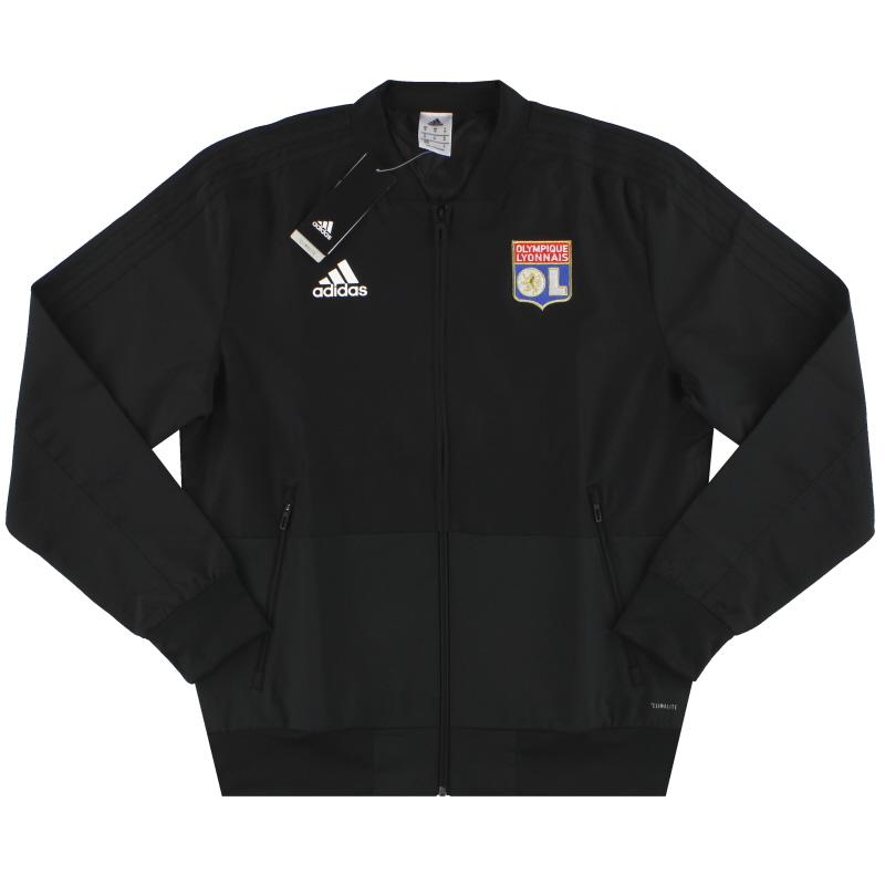2018-19 Lyon adidas Presentation Jacket *BNIB* M - CJ8587