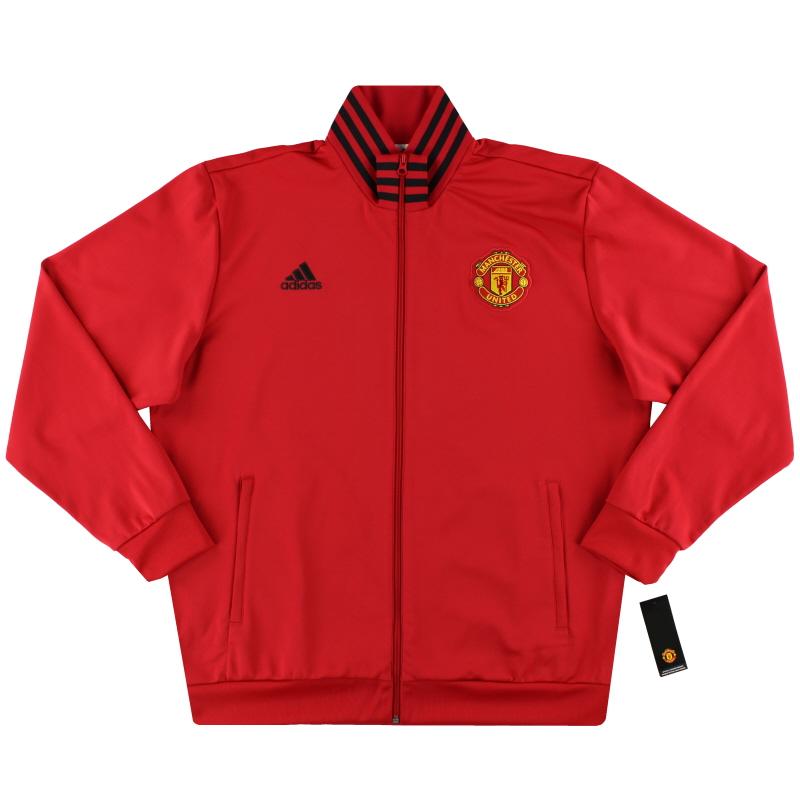2018-19 Manchester United adidas 3-Stripes Track Top *w/tags* XXL - CW7668