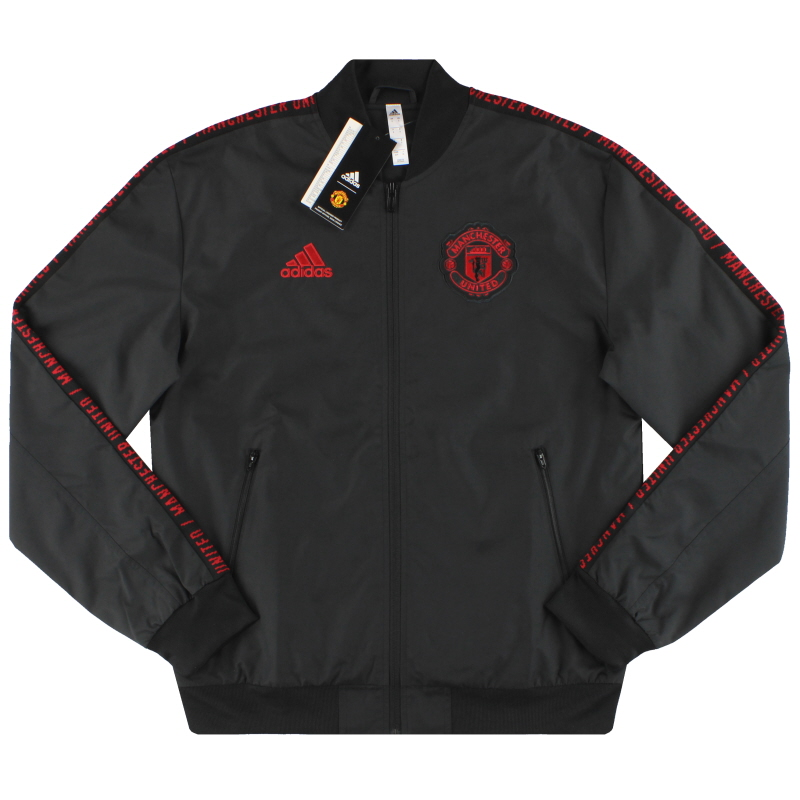 2018-19 Manchester United adidas Anthem Jacket *w/tags* S - DP2327