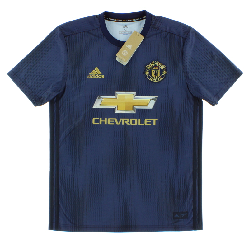 2018-19 Manchester United Third Shirt *w/tags* M - DP6022