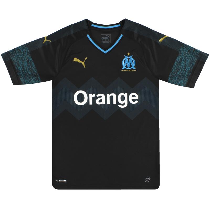 2018-19 Olympique Marseille Puma Away Shirt S
