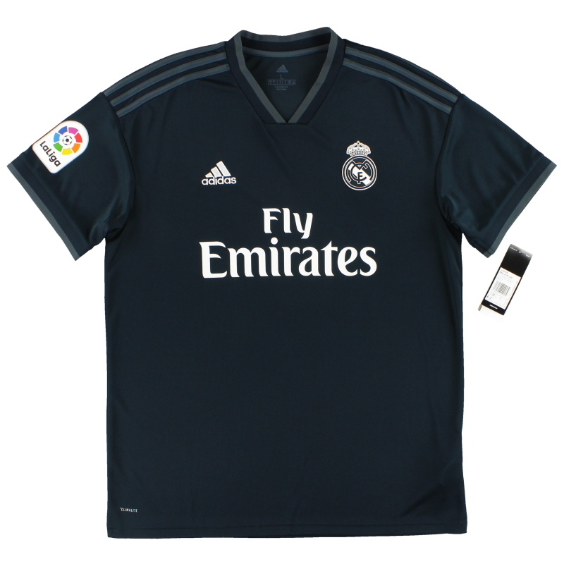 2018-19 Real Madrid adidas Third Shirt *w/tags* XL - CG0534