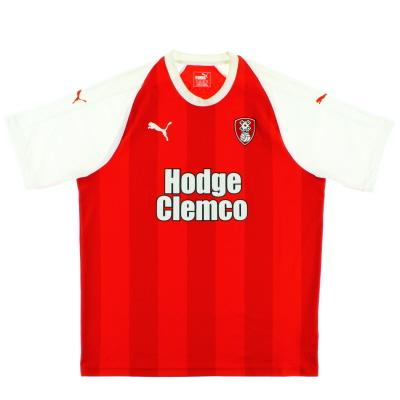 2018-19 Rotherham Puma Home Shirt XL