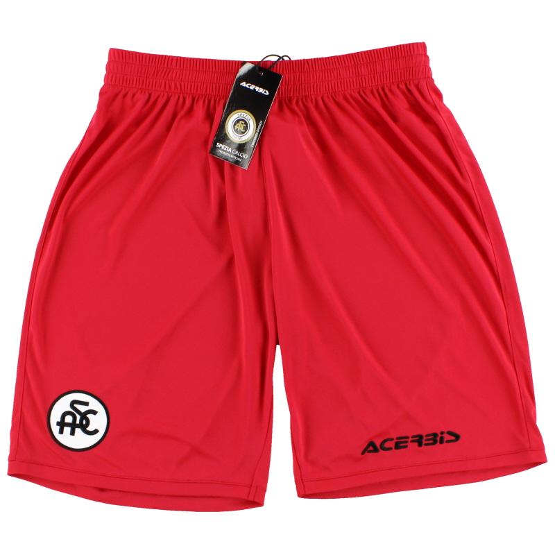 2018-19 Spezia Acerbis Third Shorts *BNIB* - 0022507