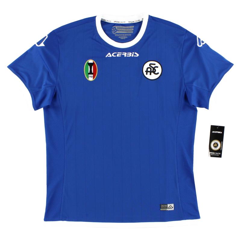 2018-19 Spezia Goalkeeper Shirt *BNIB* - 0023310.042.066