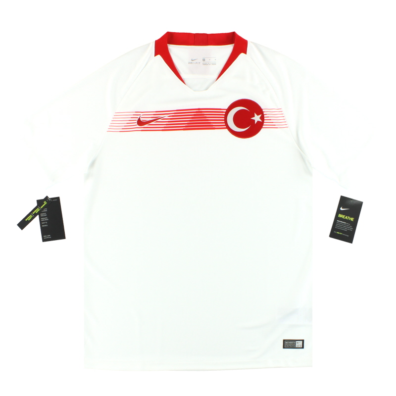 2018-19 Turkey Nike Away Shirt *BNIB* - 893900-100