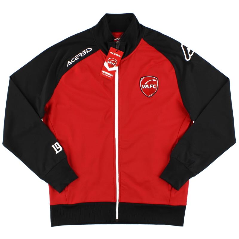 2018-19 Valenciennes Acerbis Pre-Match Track Jacket *BNIB* - 0910004