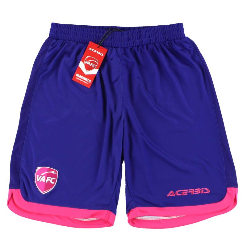 2018-19 Valenciennes Acerbis Third Shorts *BNIB* - 0910026.548