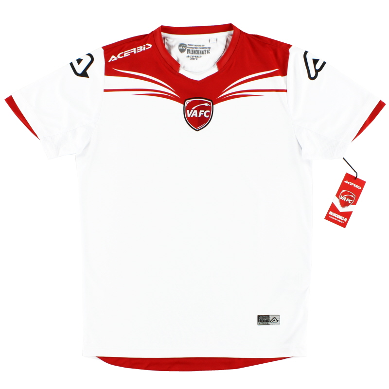 2018-19 Valenciennes Away Shirt *BNIB* - 0910024.030.064